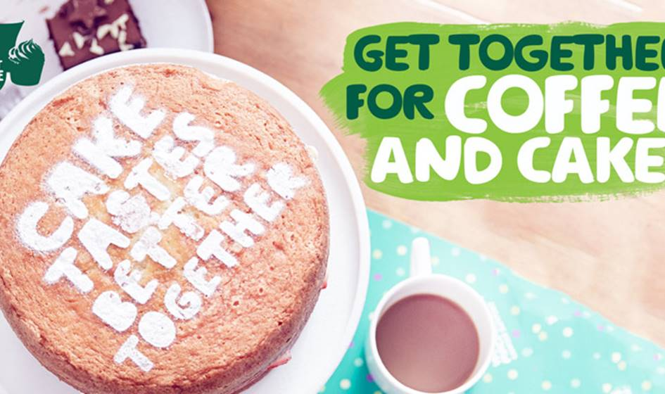 'World's Biggest Coffee Morning' event in aid of Macmillan Cancer Support