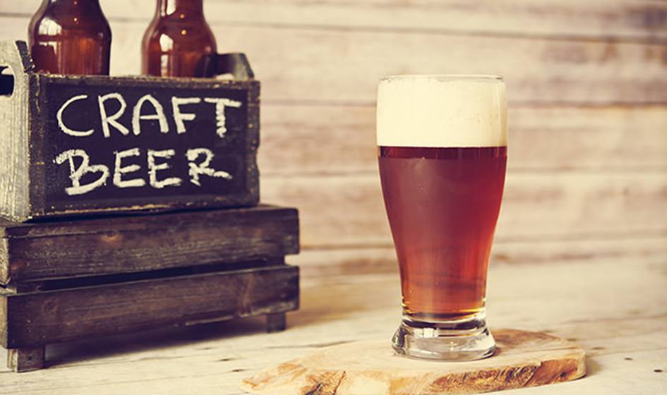 The rise & rise of craft beer