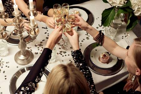 Great Gatsby Christmas Parties at The White Horse